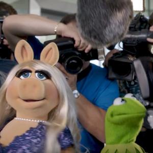 Muppets, Miss Piggy, Kermit