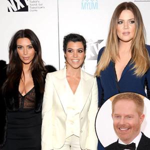 Kim Kardashian, Kourtney Kardashian, Khloe Kardashian, Jesse Tyler Fegurson