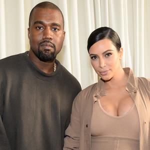 Kanye West, Kim Kardashian West Yeezy, NYFW