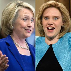 Hillary Clinton, Kate McKinnon