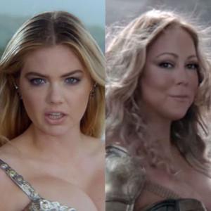 Kate Upton, Mariah Carey, Game of War