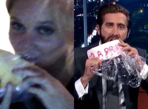 Jake Gyllenhaal, Amy Schumer