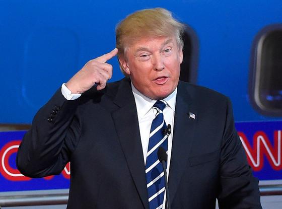 Republican Debate, Donald Trump