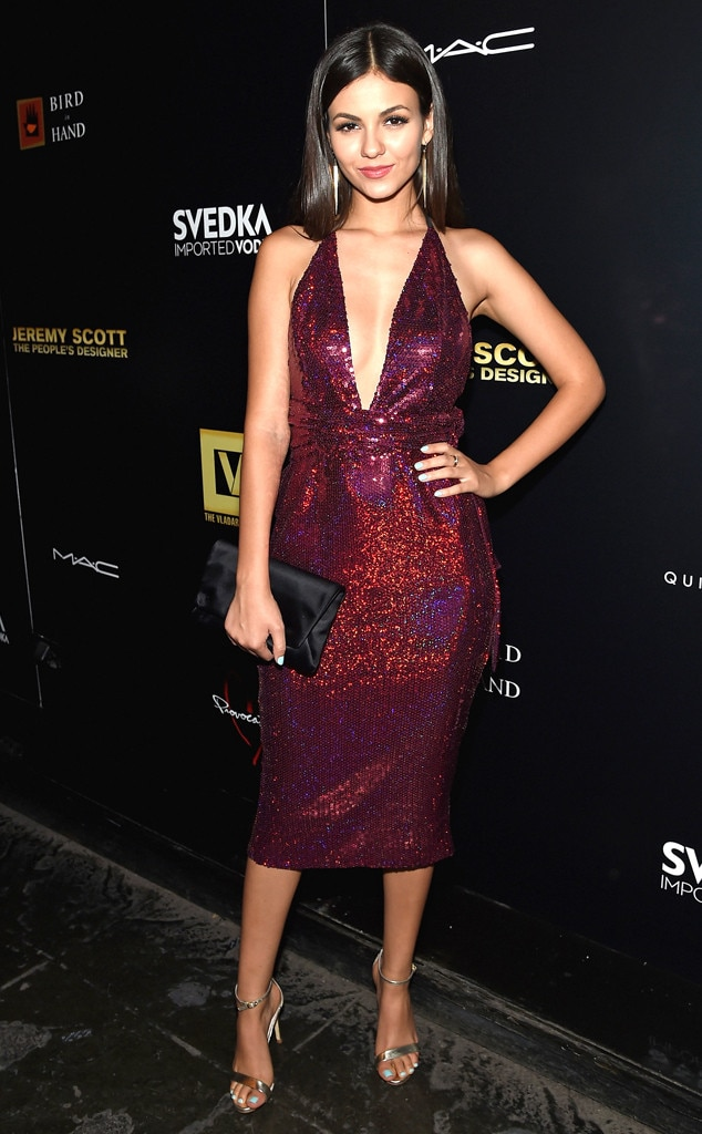 Victoria Justice From The Best Of The Red Carpet E News