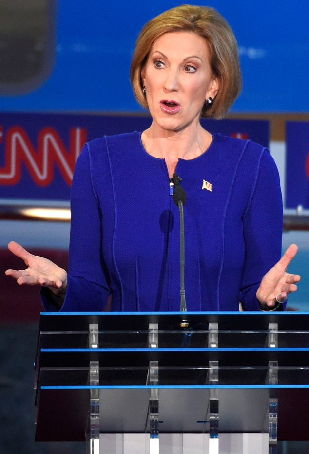 Republican Debate, Carly Fiorina