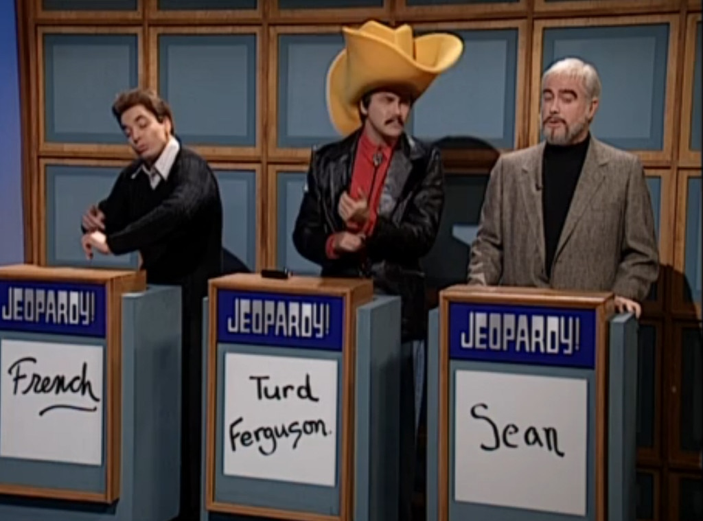 Celebrity Jeopardy - SNL Transcripts Tonight