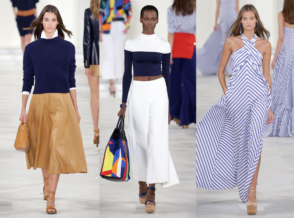 Ralph lauren from best shows at new york fashion week - Best runway shows ...