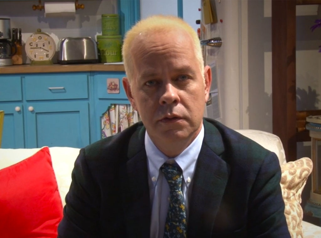 Gunther From Friends Performs a Dramatic Reading of the ...