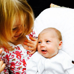 Jenna Bush Hager, Mila, Poppy