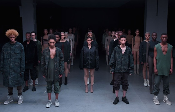 adidas Originals x Kanye West YEEZY SEASON 1