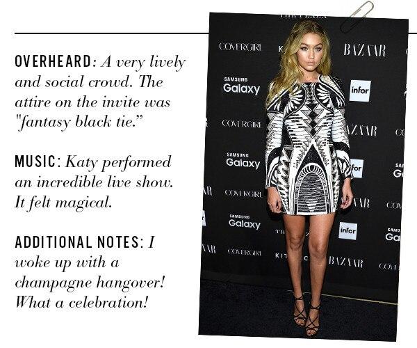 ESC, NYFW Dispatch Harper's Bazaar
