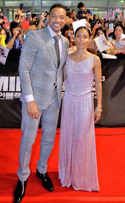 Will Smith, Jada Pinkett Smith