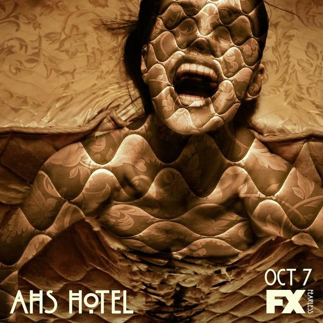 American Horror Story: Hotel, AHS, Ad