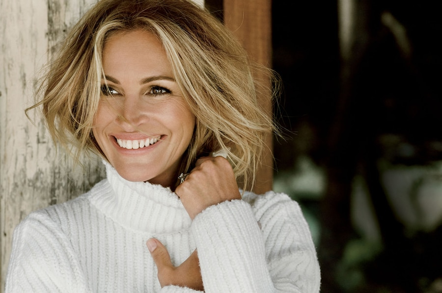 Julia Roberts, Allure Magazine