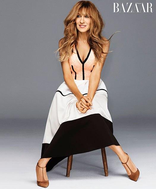 Sarah Jessica Parker, Harper's Bazaar