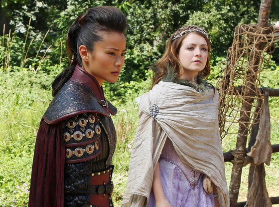 Once Upon a Time, OUAT, Jamie Chung