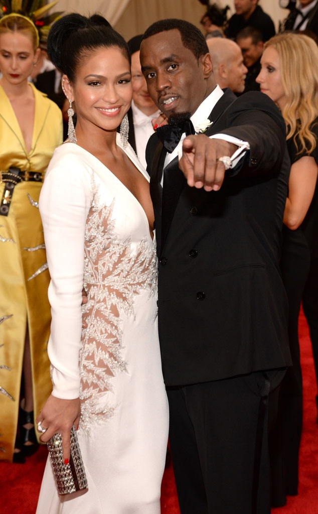 "Cassie, Sean ""Diddy"" Combs"