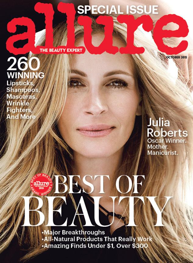 Julia Roberts, Allure Magazine