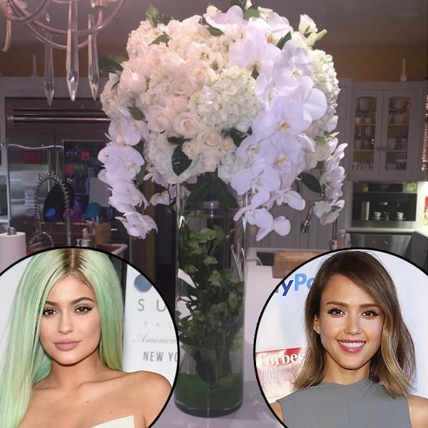 Kylie Jenner, Jessica Alba