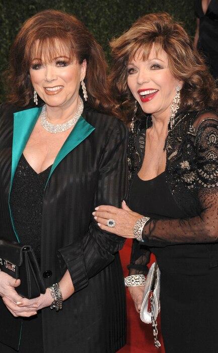 Jackie Collins, Joan Collins