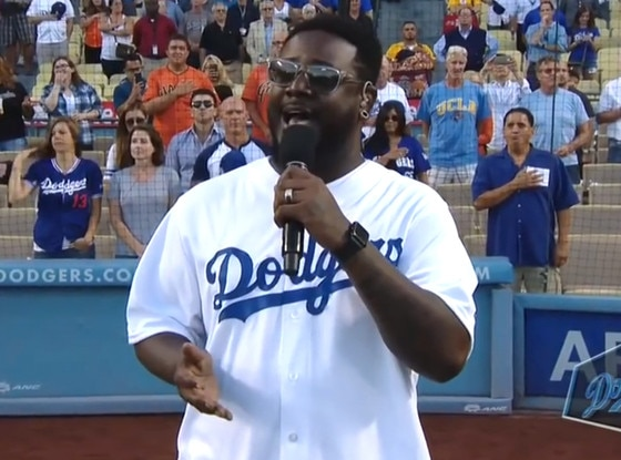 T-Pain, National Anthem