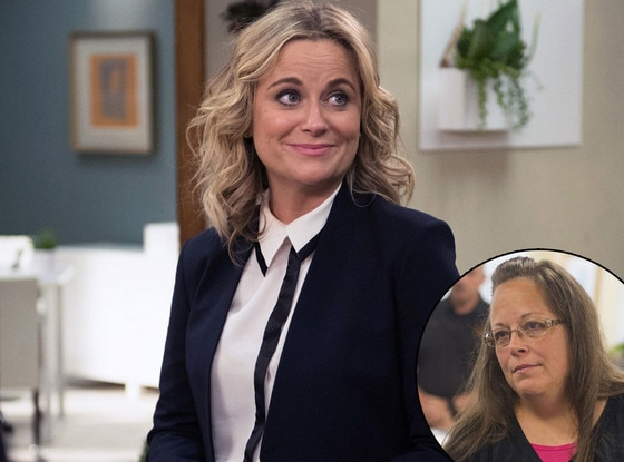 Amy Poehler, Parks and Rec, Kim Davis