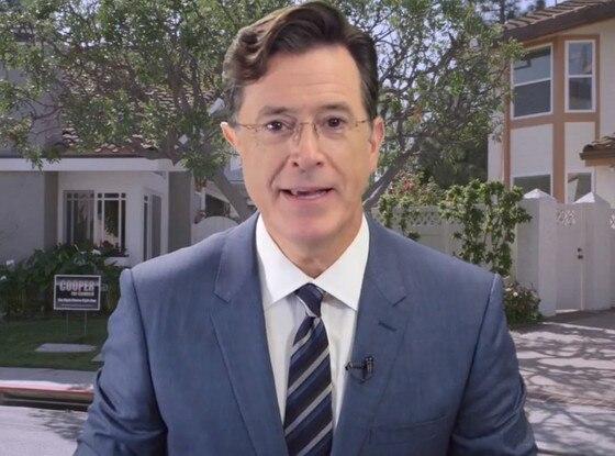Stephen Colbert, WAZE