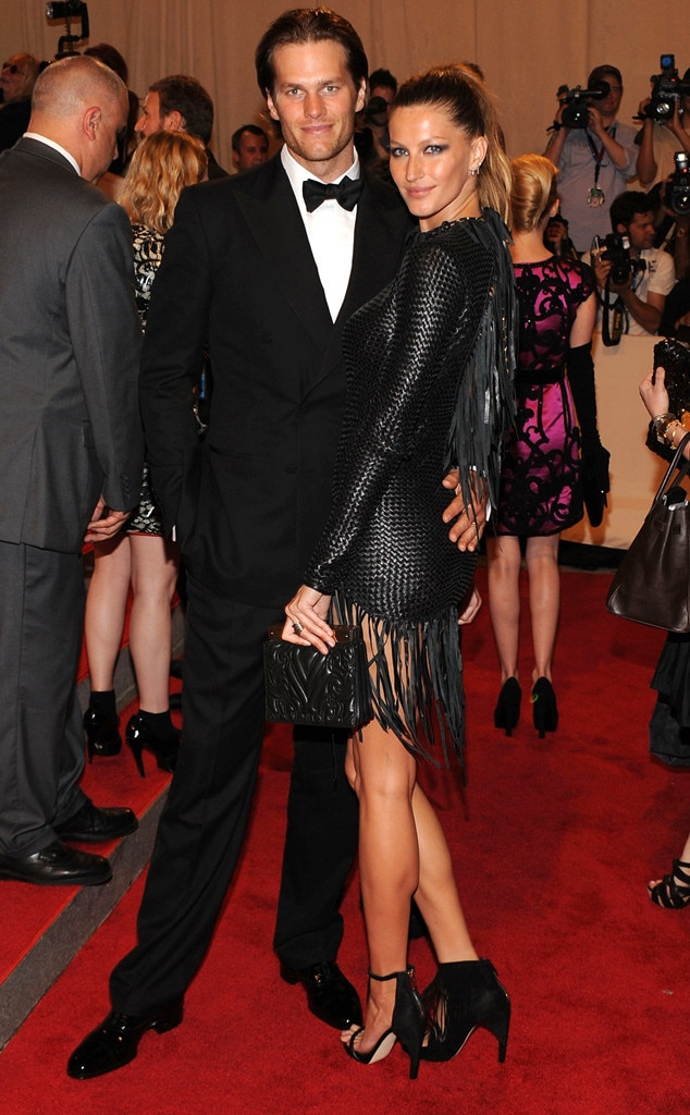 blacktie affair from tom brady and gisele b252ndchen