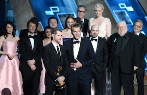 Game of Thrones Cast, Emmy Awards 2015, Show