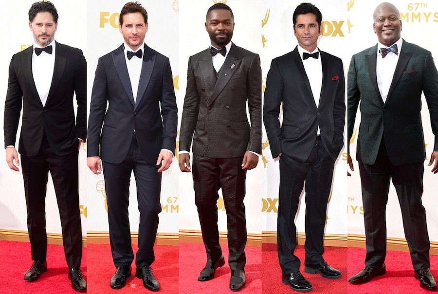 Best Dressed Men, Emmy Awards 2015