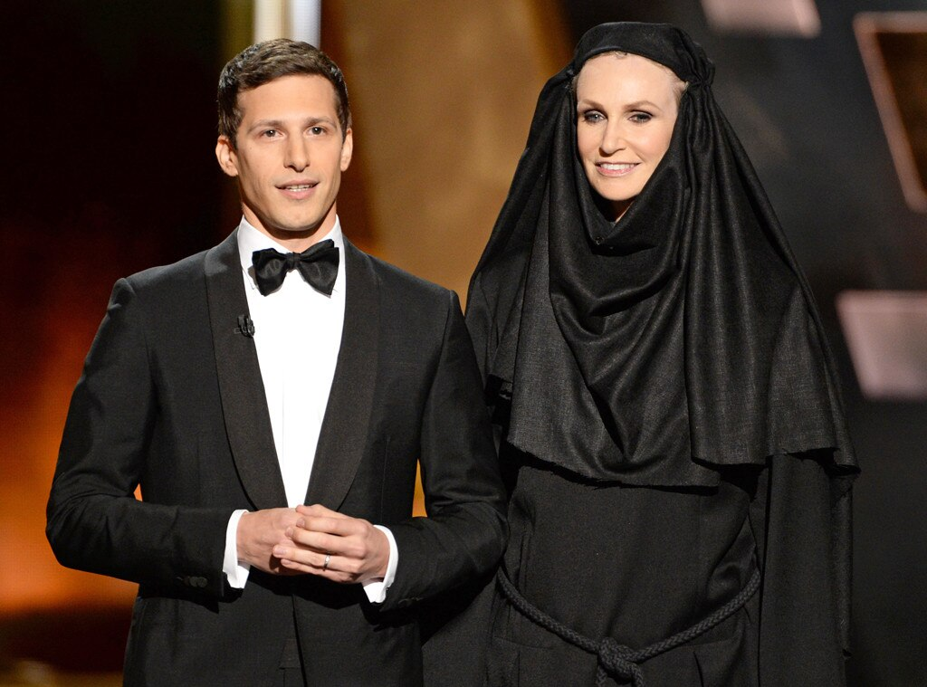 Andy Samberg, Jane Lynch, Emmy Awards 2015, Show