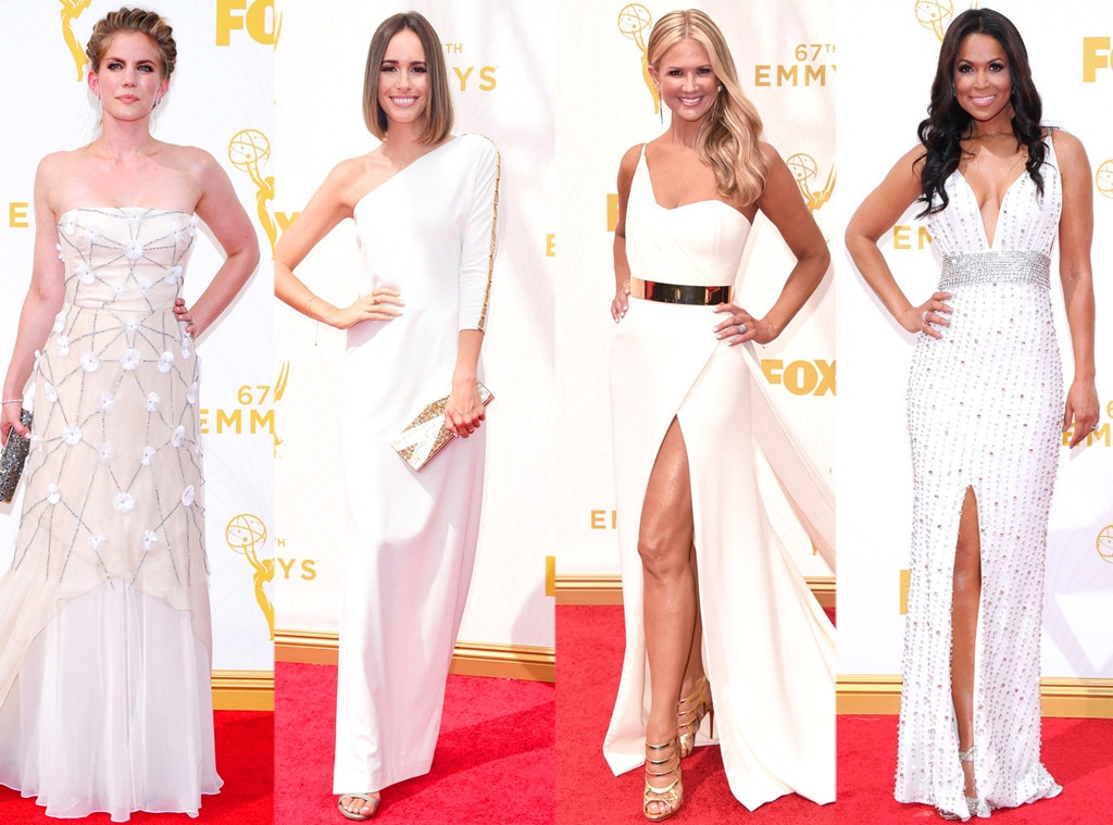 Post-Labor Day White, Emmy Awards 2015