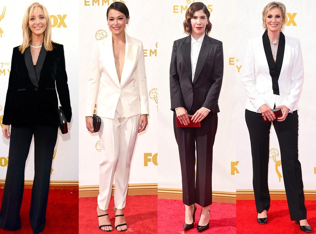 Tuxedo Effect, Emmy Awards 2015