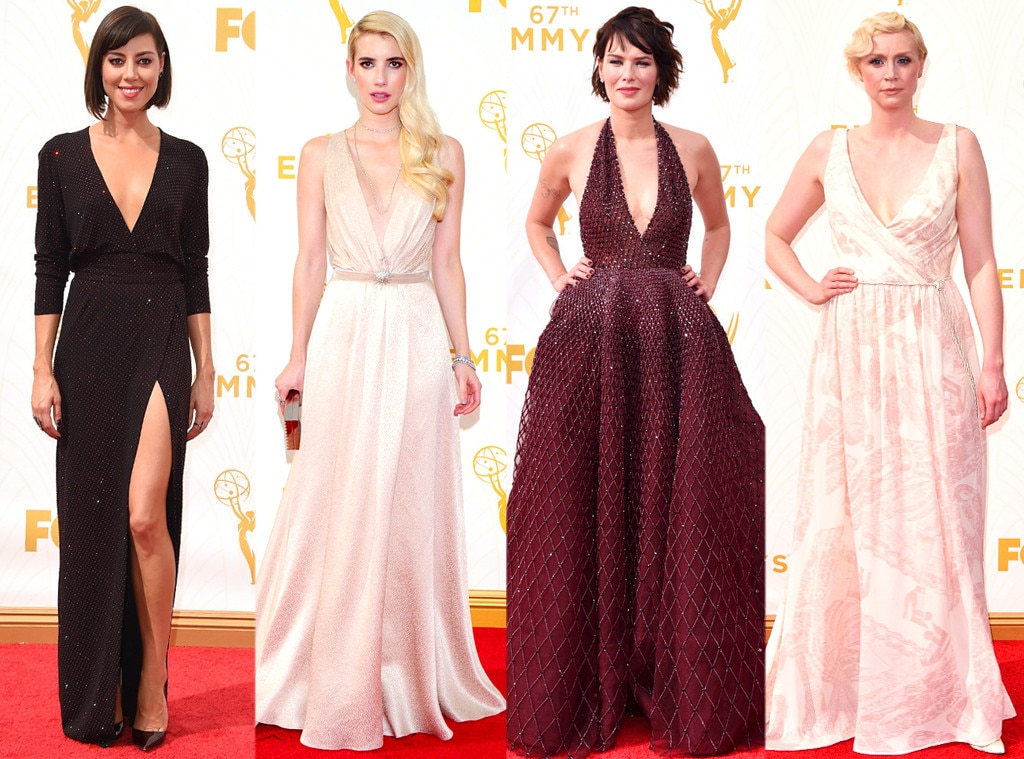 Plunging, Emmy Awards 2015