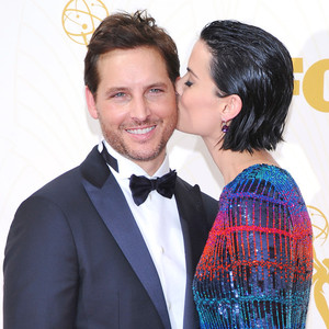 Peter Facinelli, Jaimie Alexander, Emmy Awards 2015