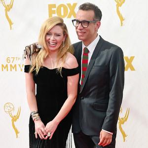 Natasha Lyonne, Fred Armisen, Emmy Awards 2015