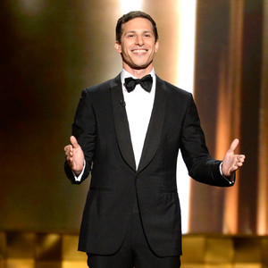 Andy Samberg, Emmy Awards 2015, Show