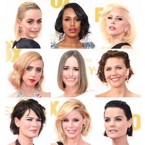 Bobs, Faux Bobs, Emmy Awards 2015