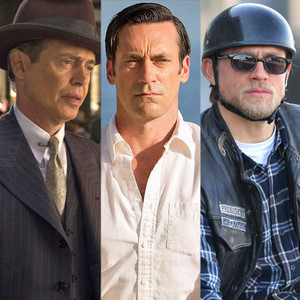 Boardwalk Empire, Mad Men, Sons of Anarchy, Emmys