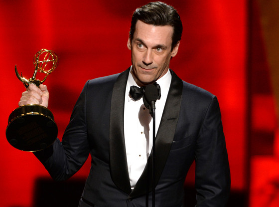Jon Hamm, Emmy Awards 2015