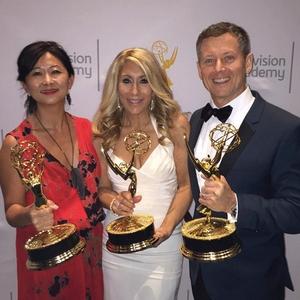 Lori Greiner, Emmys Twitpics