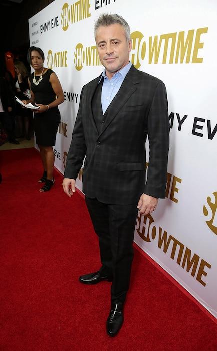 Matt LeBlanc, Showtime Pre-Emmys Party