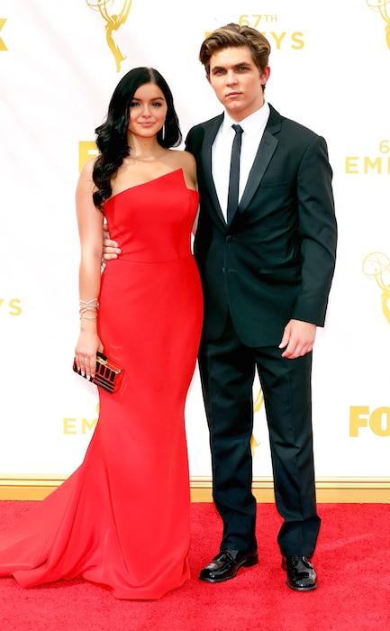Ariel Winter, Laurent Claude Gaudette, Emmy Awards 2015