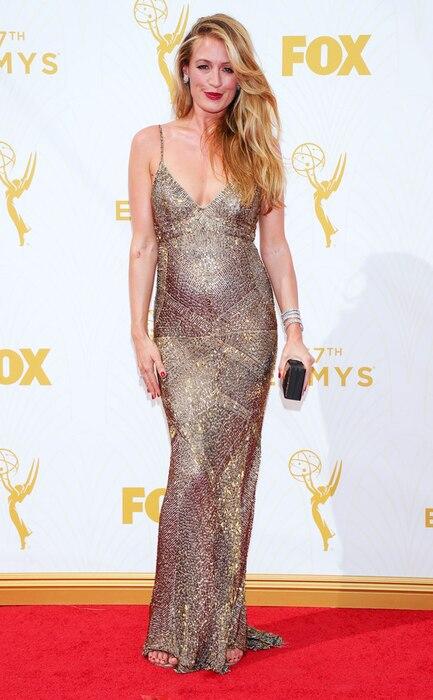 Cat Deeley, Emmy Awards 2015