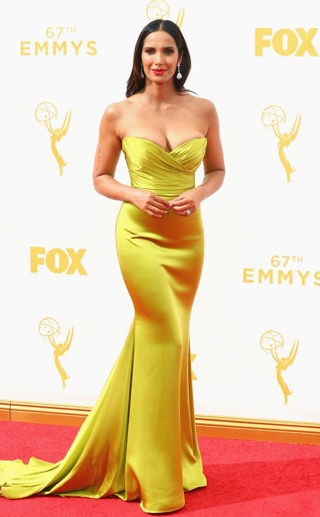 Padma Lakshmi, Emmy Awards 2015