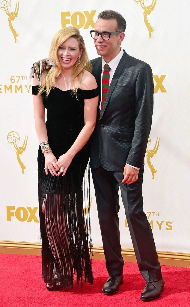 Natasha Lyonne, Fred Armisen, Emmy Awards 2015