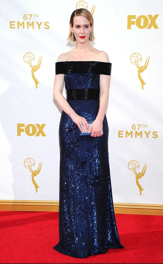 Sarah Paulson, Emmy Awards 2015