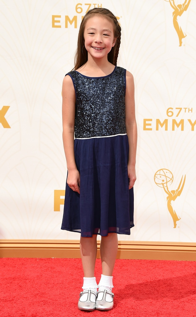 ... Anderson-Emmons from Young Style Stars at the 2015 Emmys | E! News