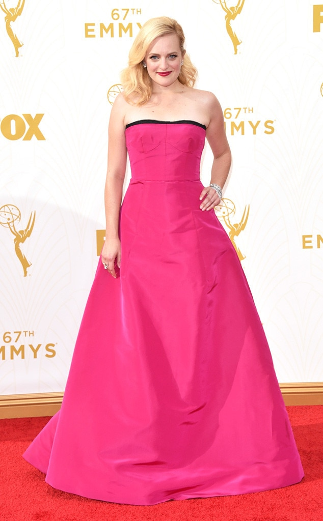 Elisabeth Moss, Emmy Awards 2015