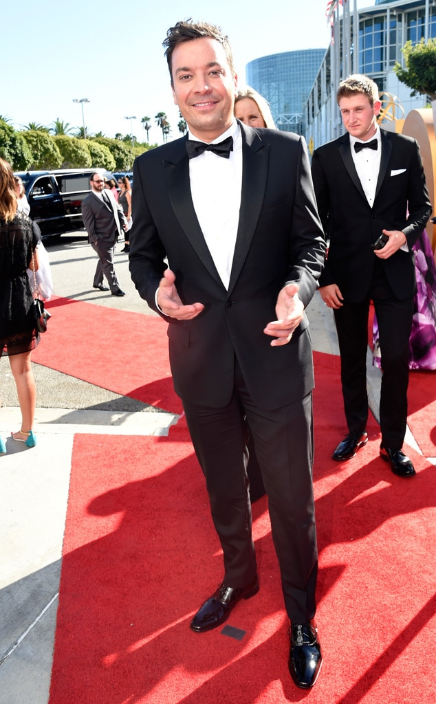 Jimmy Fallon, Emmy Awards 2015